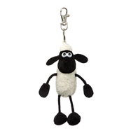 Aurora Shaun the Sheep Clip-On