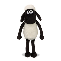 Aurora Shaun the Sheep Small Plush, 11 inches